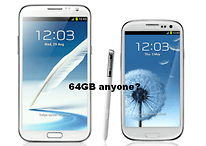 How To Bump Your INTERNAL Memory To 64GB On The Galaxy S3 and Note 2
