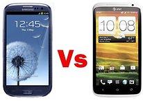 Smackdown Comparison: Samsung Galaxy S3 Vs HTC One X
