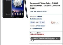 Samsung Galaxy S3 On Preorder?? Have a look here! (I Call BS)