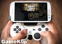 GameKlip + Android Phone = Watch Out Sony PS Vita & Nintendo DS