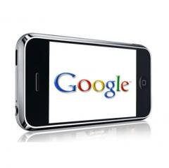google aime iphone