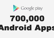 Google Play Store Reaches 700,000 Apps 1 Month After Apple
