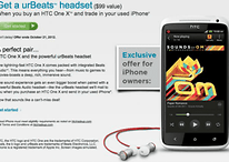 HTC: Trade In Your iPhone For A One X, And Get Free urBeats Headphones