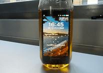 Le Panasonic Eluga passe le test de la bière allemande