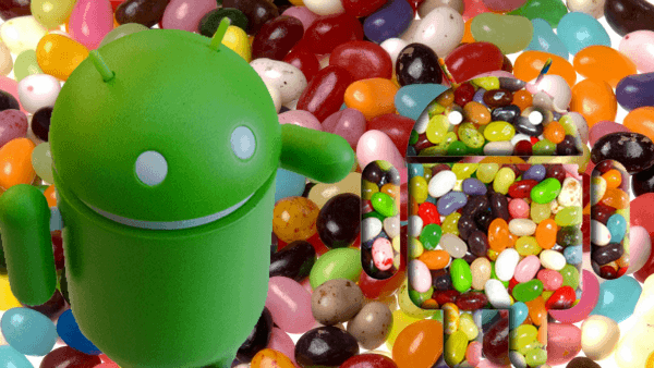 dispositivos actualizacion jelly bean