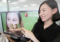 LG's 5 Inch Game Changing Display: Full HDTV Quality On A Smartphone