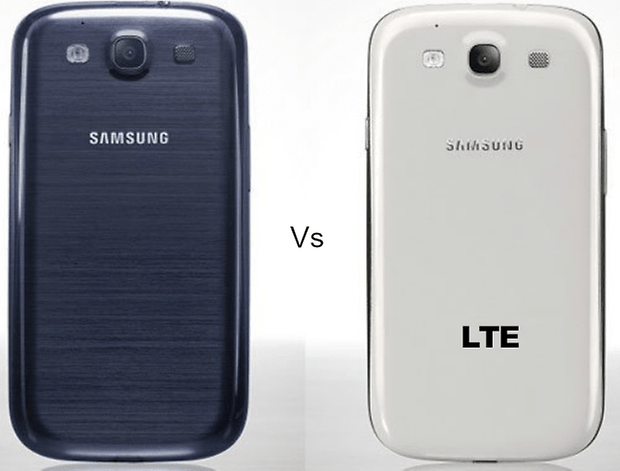 Samsung Galaxy S 3 LTE 4G vs 3G