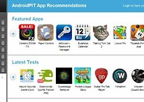 AndroidPIT Celebration! New App Recommendations WIth 45 Cent App Sale!