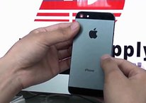 AndroidPIT Competitor Analyses: New iPhone Backplate Caught On Video