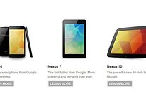 Nexus 4 and Nexus 10 Hands On Videos: Will You Be Buying?