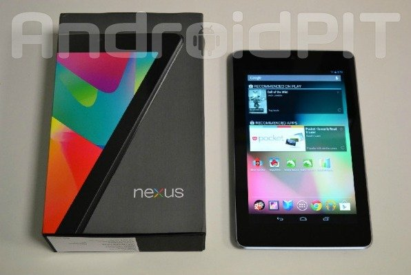 Nexus 7 review androidpit