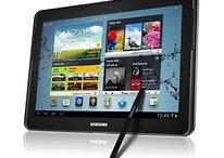 Samsung anuncia oficialmente o Galaxy Note 10.1