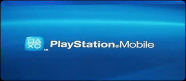 Logo Playstation Mobile