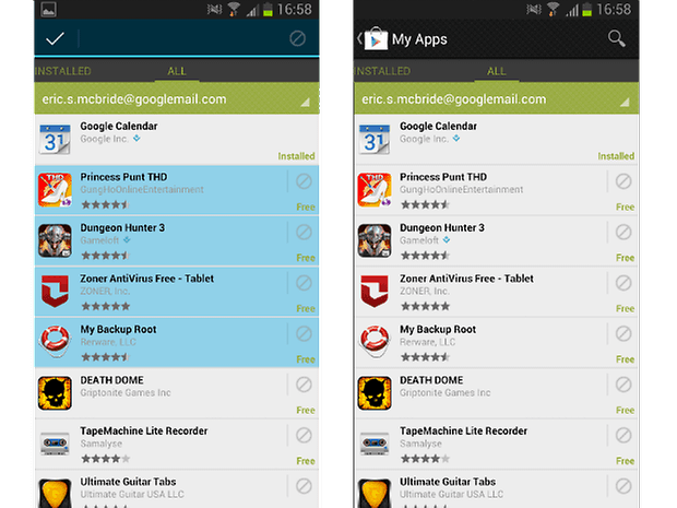 Google Play Store Update: Grab The Updated Play Store Right NOW