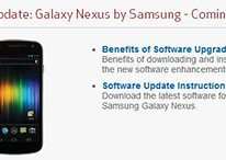 Android 4.0.4 Rolling Out For The Verizon Samsung Galaxy Nexus