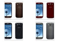 Galaxy S3 Confirmed Coming In Grey, Black, Brown, & Red (Pics Inside)