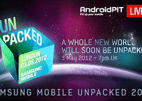 AndroidPIT Live Stream Of The Samsung Galaxy S3 Event