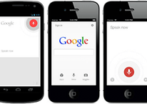 Google lance Voice Search de Jelly Bean pour iPhone. Euh... pardon ?