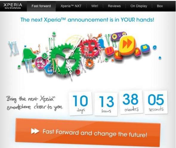 sopresa sony countdown
