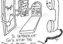 Dessine-moi : la mort du Minitel
