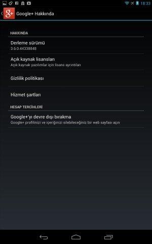 GooglePlus Guncelleme2
