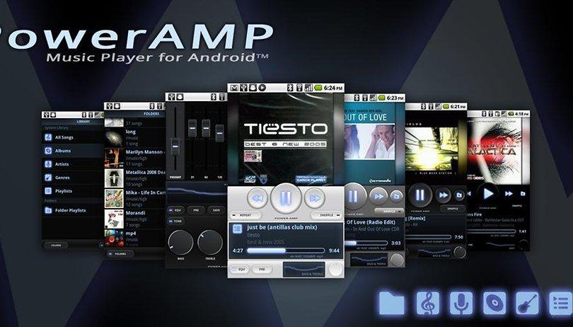 Poweramp : le lecteur musical numéro 1 sur Android