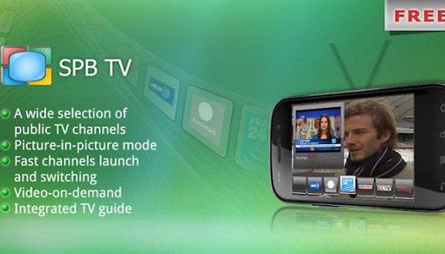 SPB TV - Unterwegs fernsehen!