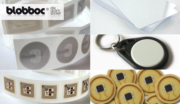 blobboc fleXXLine Startbild 2 620x358px NFC Tag Labels