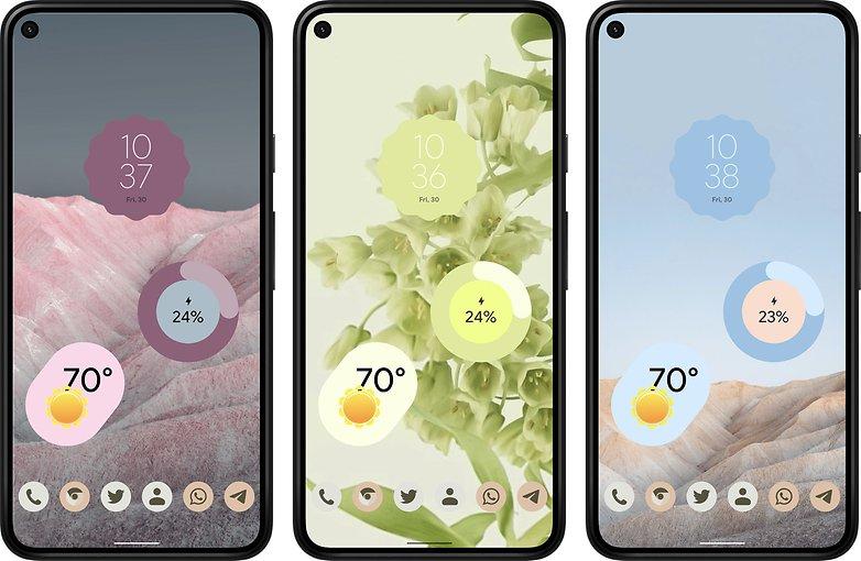 Android 12-Widgets 2