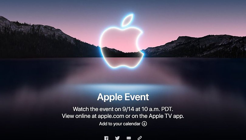 Apple Announces Keynote: iPhone 13 is coming!