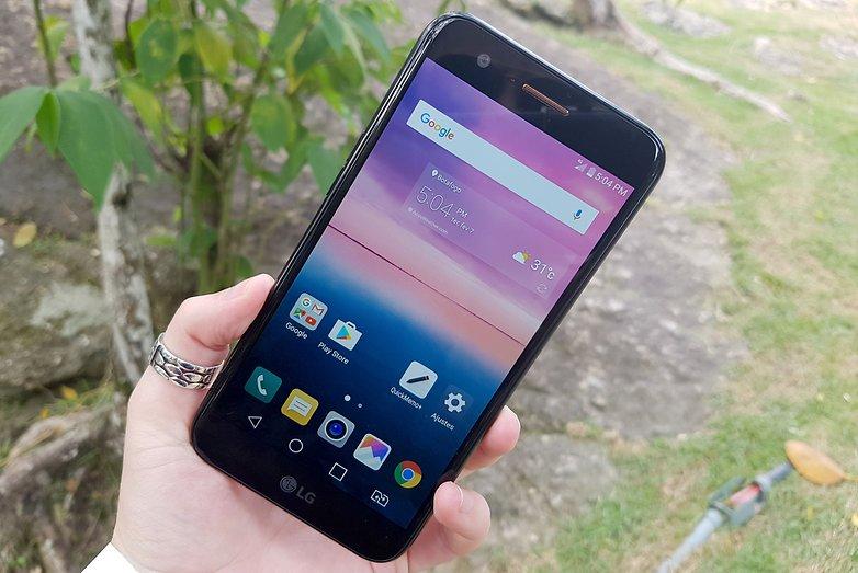 LG K10 novo 9