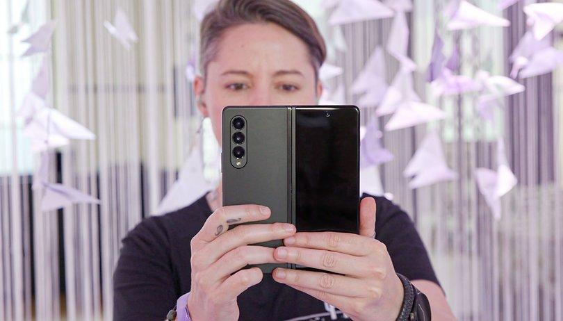 Samsung Galaxy Z Fold 3 im Hands-On: Schneller, schöner, ... preiswerter?!