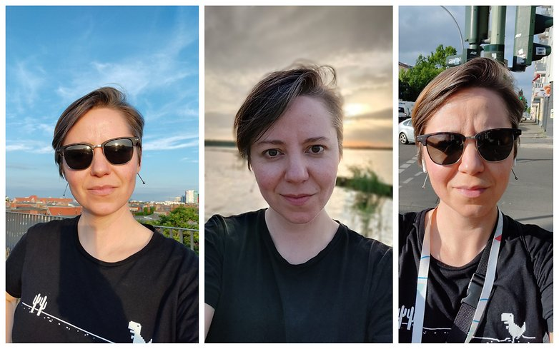 OnePlus Nord CE selfie