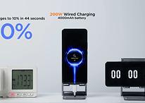 Sem limites? Xiaomi carrega celular de 0-100% em apenas 8 minutos