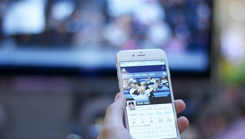 Aprenda a conectar o seu smartphone à televisão