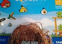 Angry Birds agora para Smart TV