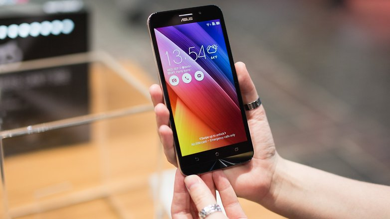 Asus Zenfone Max hands on 1
