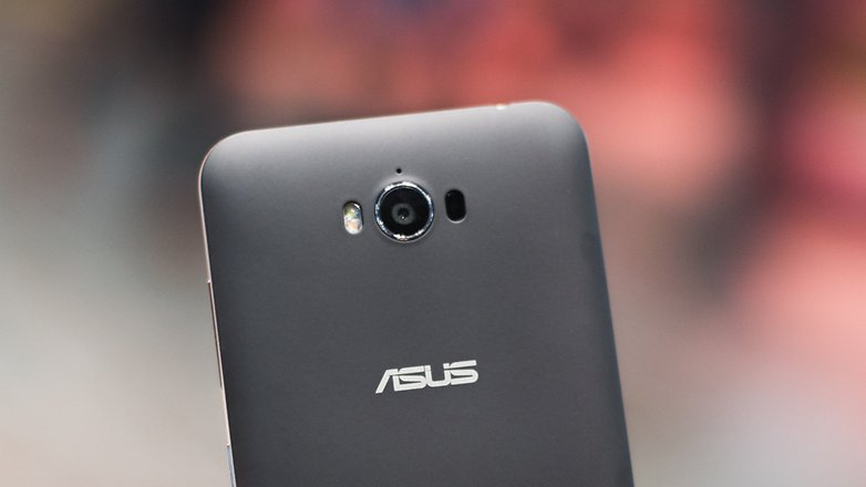 Asus Zenfone Max hands on 3