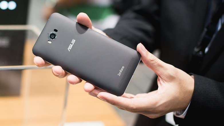 Asus Zenfone Max hands on