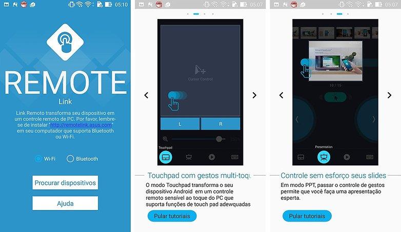 remote link app asus