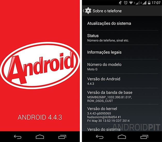 Android 443 moto g