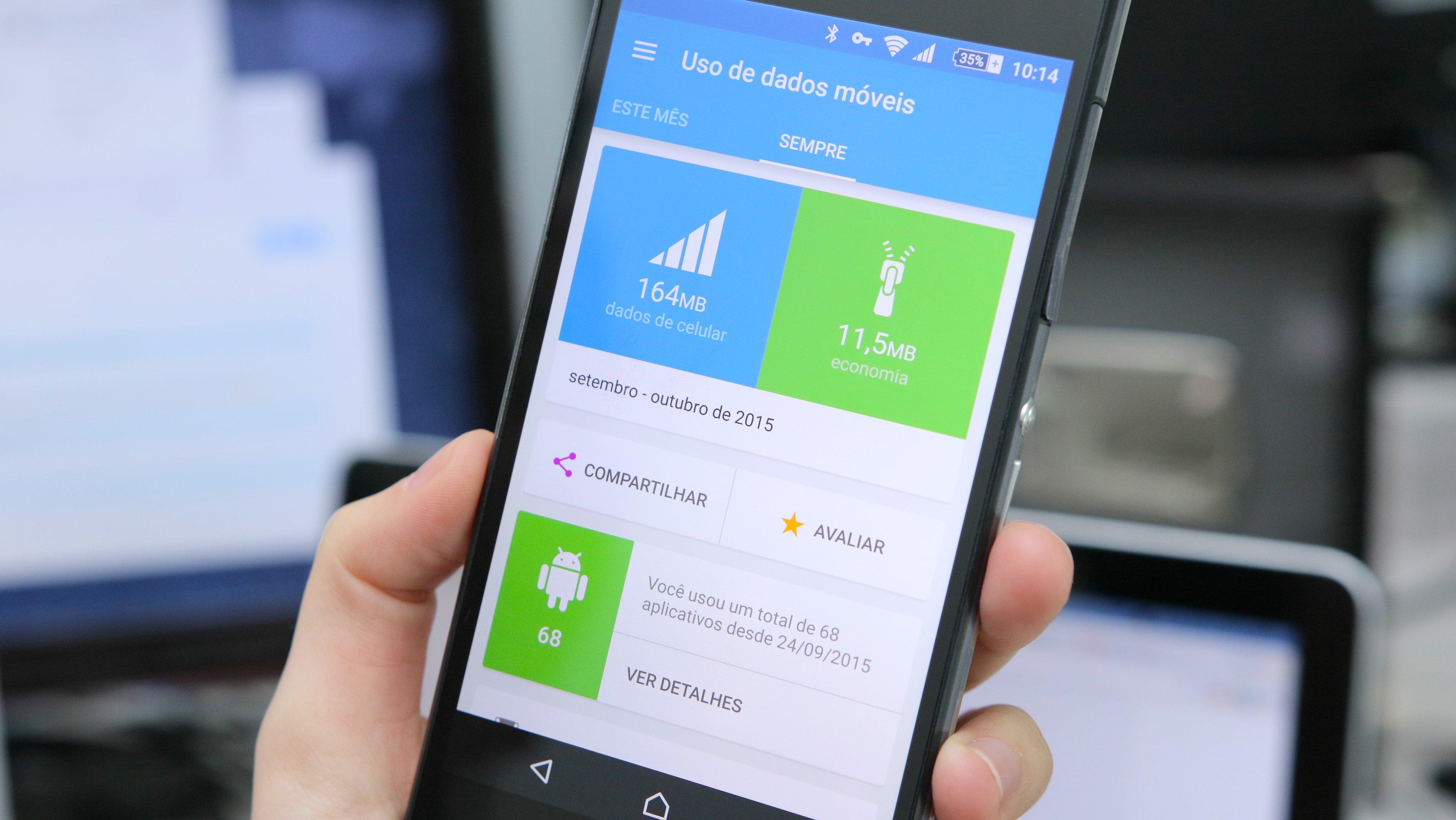 Como economizar ao máximo o plano de dados do seu Android | AndroidPIT