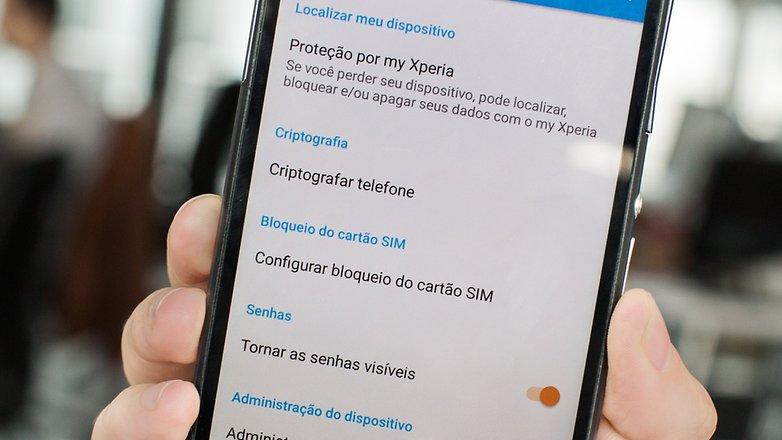 criptografia dados android