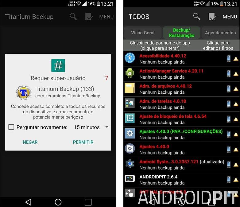desinstalar aplicativos nativos android