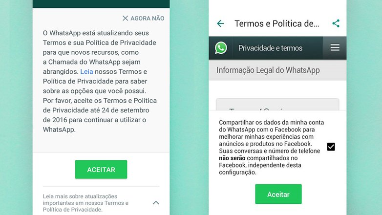 facebook whatsapp metodo 1
