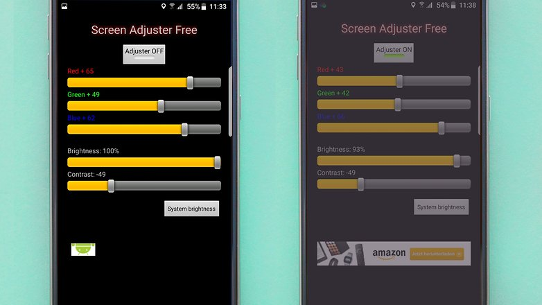 screen adjuster free app