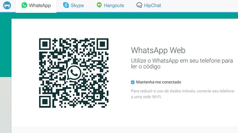 whatsapp franz login