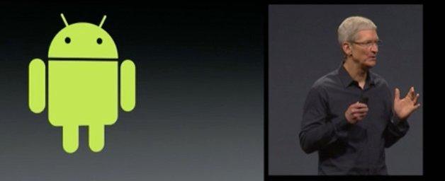 Android kitkat ios 8