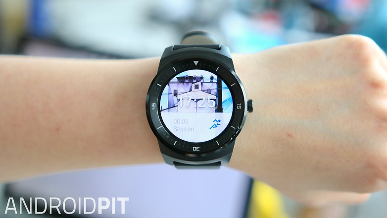 Android wear runtastic