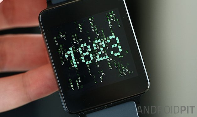Android wear wallpaper